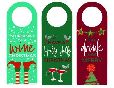 Christmas Gift Idea, Easy Christmas Gift, Printable Christmas Tag