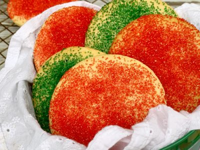 Old-Fashioned Christmas Cookie Recipe