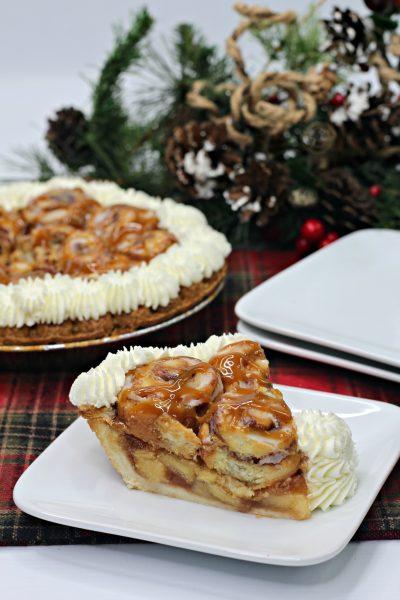 Easy Thanksgiving Dessert, Fall Dessert Recipe, Apple Dessert