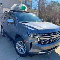 2021 Chevrolet Tahoe Review