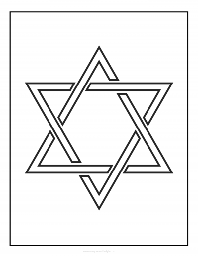 CLICK HERE TO PRINT THE STAR OF DAVID