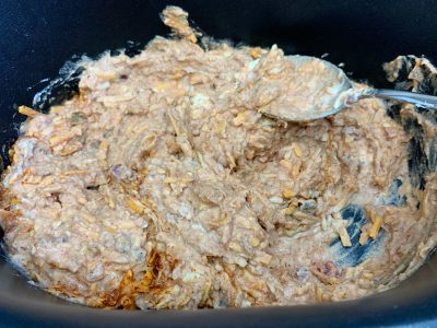 Slow Cooker Bean Dip Ready To Cook