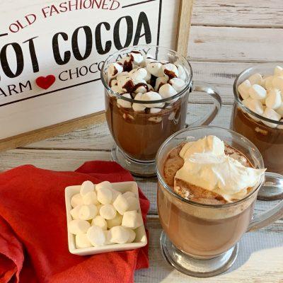Our Favorite 5-Minute Stovetop Hot Cocoa Recipe