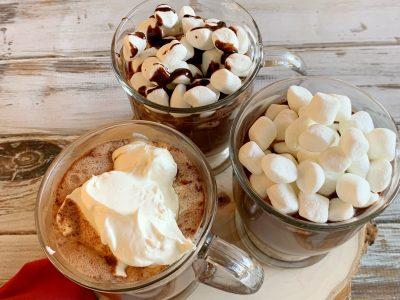Old-fashioned stovetop hot cocoa recipe