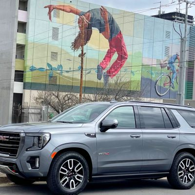 2021 GMC Yukon AT4 Review: Empowering The Drive For Every Mile