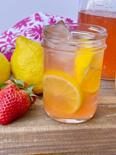 Homemade Moonshine Summer Cocktail Recipe