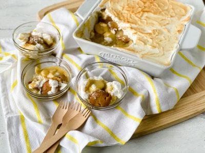 Southern Baked Banana Pudding Casserole Recipe