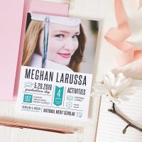 easy-to-order graduation announcements and photo cards