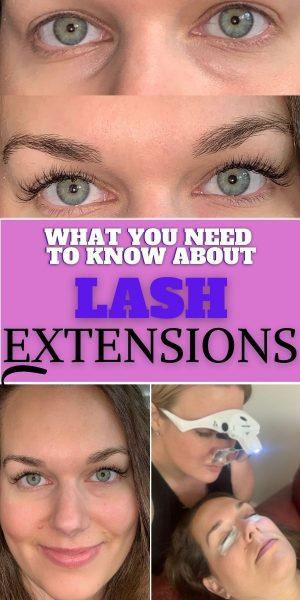 Everything you need to know about custom lash extensions: from price to maintenance. #lashextensions #Beauty #spaservices