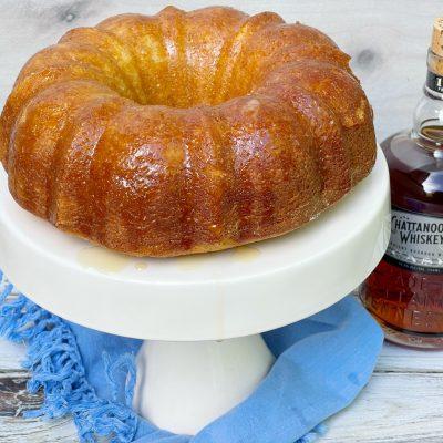 Boozy Kentucky Bourbon Bundt Cake Recipe