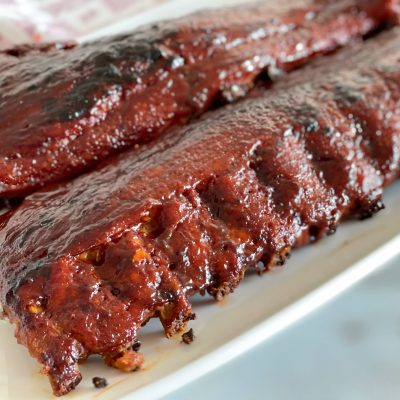 Georgia Famous Oven-Baked Baby Back Ribs Recipe