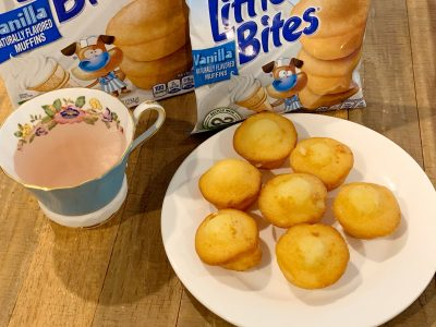celebrate Mother's Day with Entenmann's mini muffins