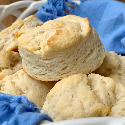 3-Ingredient Buttermilk Biscuits That Are Better Than Your Grandmother's