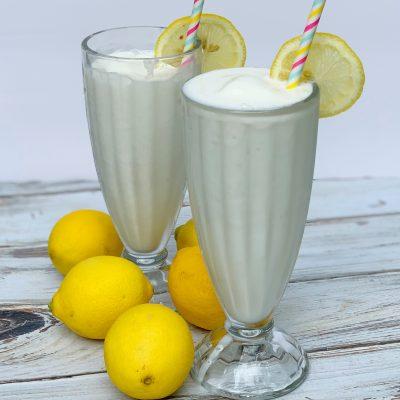 CopyCat Chick-Fil-A Frosted Lemonade Recipe – Save Money!