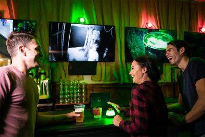 SeaWorld Orlando Howl-O-Scream Bar