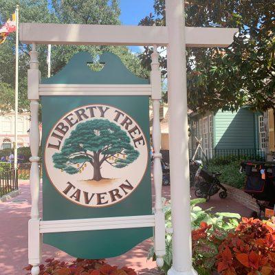 Enjoy Thanksgiving Daily At Liberty Tree Tavern (Disney World Review)
