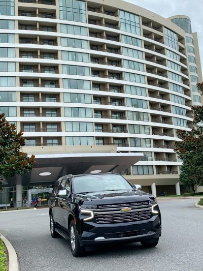 Chevrolet Large SUV Review