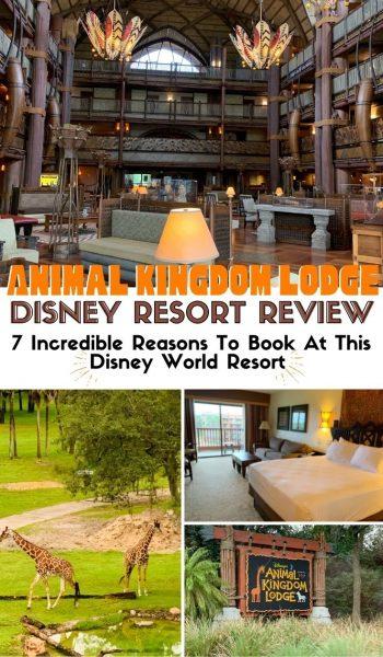 Animal Kingdom Lodge Resort Review