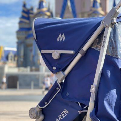 The Best COVERED Umbrella Stroller For Disney Parks