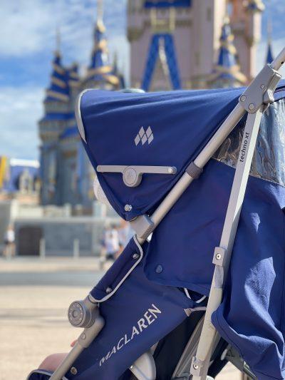 Foldable Umbrella Stroller For Parks