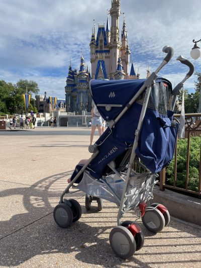 Umbrella Stroller For Touring Disney With Baby