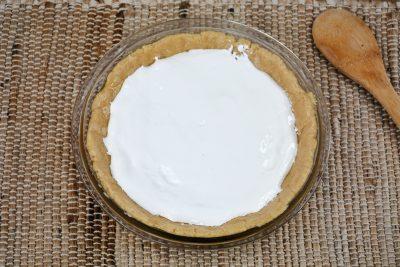 Spread Marshmallow Fluff Onto Pie Dough