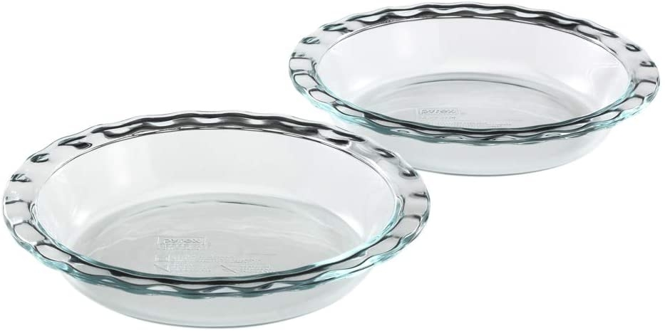 9-Inch Pie Dish on Amazon