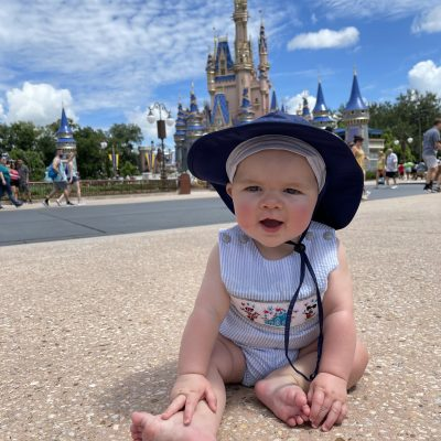 5 Genius Ways To Keep Your Baby Cool At Disney World (Toddlers Too!)