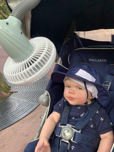 purchase a stroller fan for Disney World