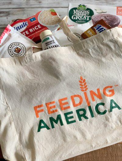 Feeding America Charities Local and Nationwide